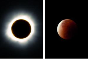 eclipses lunaire et solaire
